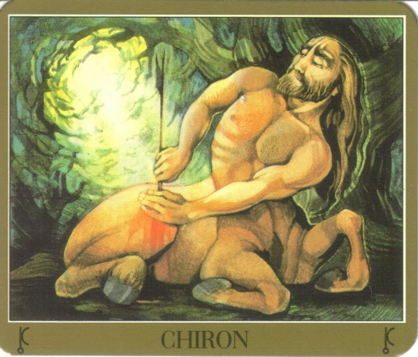 chiron-wound