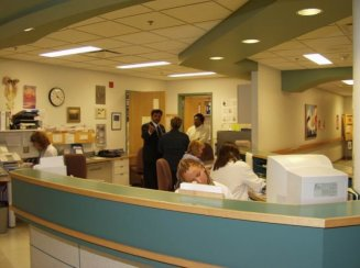 Inpatient Nursing Station-1